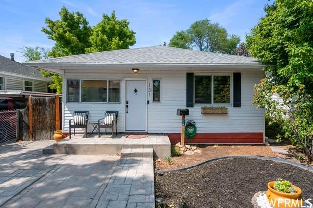 131 E Vidas Ave, Salt Lake City, UT 84115 (#1755863) :: C4 Real Estate Team