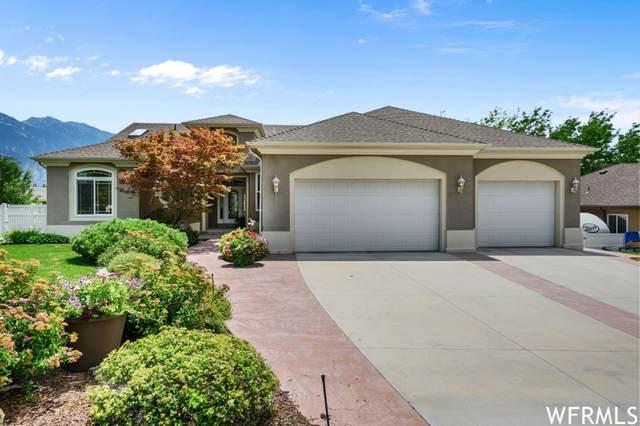 2732 E Majestic Ridge Cir S, Cottonwood Heights, UT 84121 (#1755869) :: Utah Real Estate