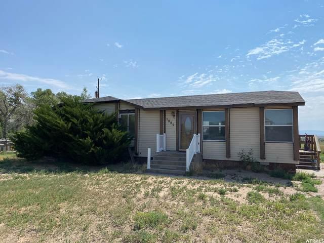 1982 N 500 W, Vernal, UT 84078 (#1755877) :: Utah Real Estate