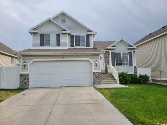 277 W Beverlee Ann Dr S, Draper, UT 84020 (#1755880) :: Pearson & Associates Real Estate