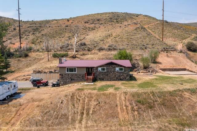 868 S West Hoytsville Rd, Coalville, UT 84017 (#1755891) :: Utah Best Real Estate Team | Century 21 Everest