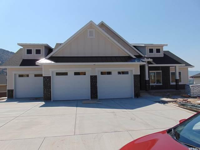 841 N Eagle View Dr. E #501, Morgan, UT 84050 (#1755899) :: Utah Best Real Estate Team | Century 21 Everest