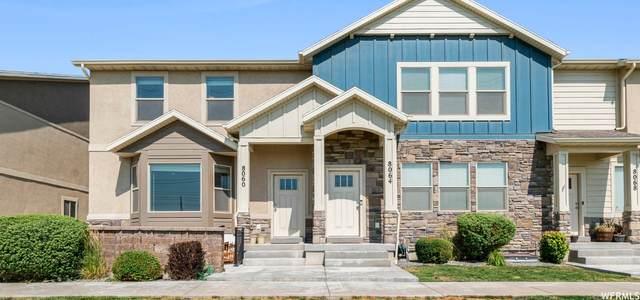 8060 N Rock Creek Ln, Eagle Mountain, UT 84005 (#1755902) :: C4 Real Estate Team