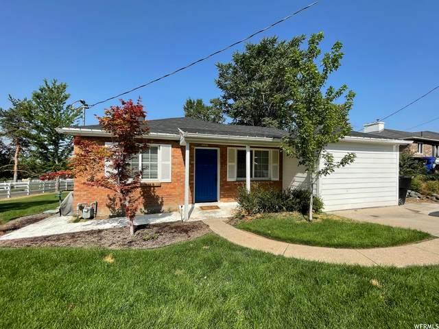 1991 N Main St, Centerville, UT 84014 (#1755908) :: Powder Mountain Realty
