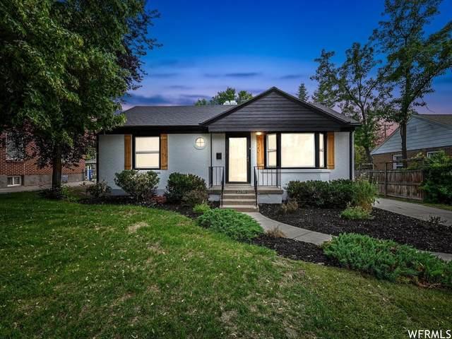 2250 E Ramona Ave S, Salt Lake City, UT 84108 (MLS #1755911) :: Lookout Real Estate Group