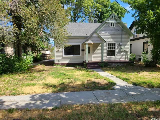 552 17TH St, Ogden, UT 84404 (#1755917) :: Berkshire Hathaway HomeServices Elite Real Estate