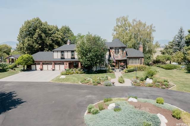 12305 N 1200 E, Cove, UT 84320 (#1755922) :: Utah Real Estate