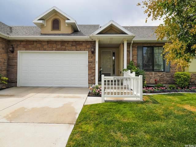 1087 W Tithing Hill Pl S, Riverton, UT 84065 (#1755938) :: Utah Real Estate