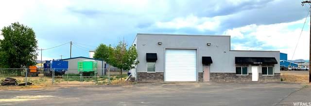 480 N 500 E, Vernal, UT 84078 (#1755946) :: Utah Real Estate
