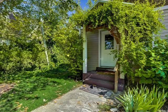 667 E Kensington Ave, Salt Lake City, UT 84105 (#1755951) :: C4 Real Estate Team