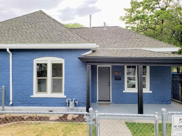 7780 S Hansen St W, Midvale, UT 84047 (#1755973) :: Utah Real Estate