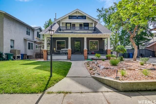 316 S Douglas St. St, Salt Lake City, UT 84102 (MLS #1755977) :: Summit Sotheby's International Realty