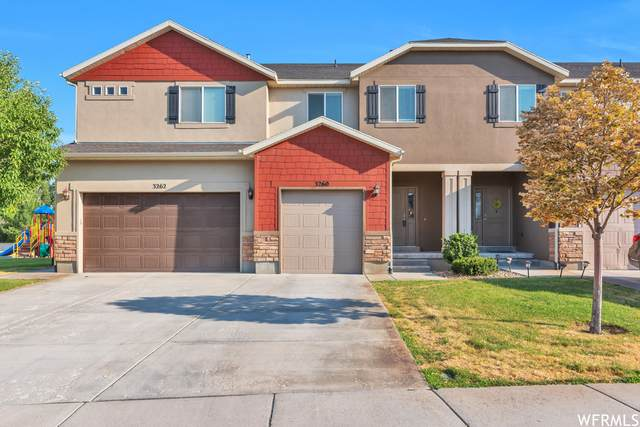 3260 W Desert Lily Dr N, Lehi, UT 84043 (#1755983) :: C4 Real Estate Team