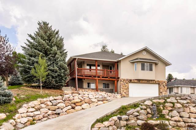521 E Valley Dr, Heber City, UT 84032 (MLS #1755985) :: High Country Properties