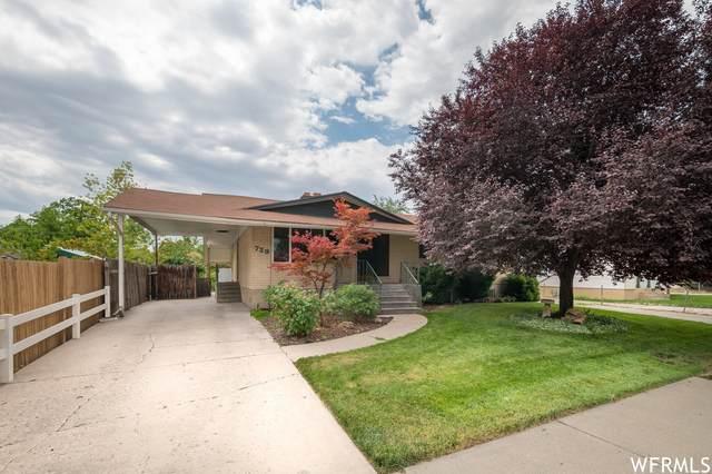 729 W 700 N, Provo, UT 84601 (#1755995) :: Pearson & Associates Real Estate
