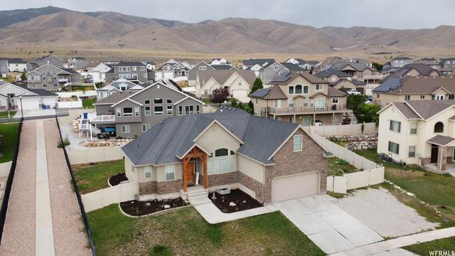 361 W Weatherby Dr S, Saratoga Springs, UT 84045 (#1756000) :: Exit Realty Success