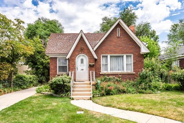 515 E 2100 S, Salt Lake City, UT 84106 (#1756010) :: Berkshire Hathaway HomeServices Elite Real Estate