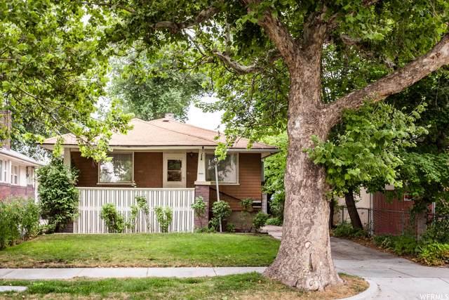 2029 S 500 E, Salt Lake City, UT 84106 (#1756022) :: Berkshire Hathaway HomeServices Elite Real Estate
