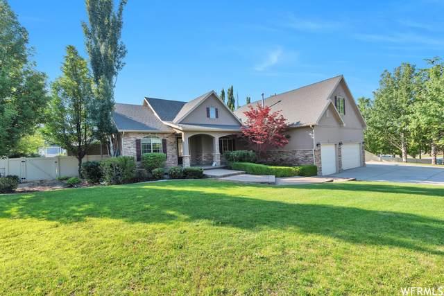 809 Blue Ridge Ln, Alpine, UT 84004 (#1756044) :: Utah Real Estate