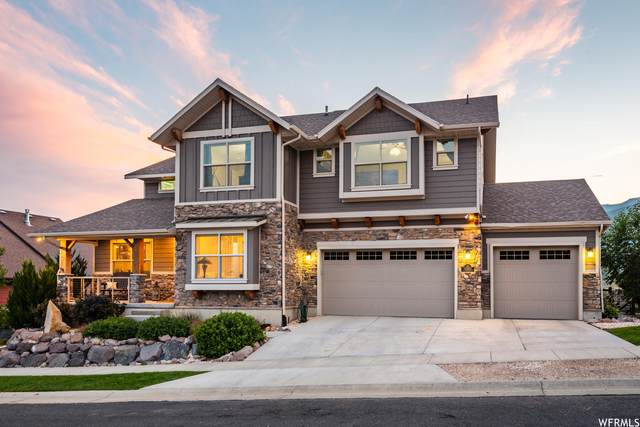 5281 N Lauralwood St, Heber City, UT 84032 (MLS #1756054) :: High Country Properties