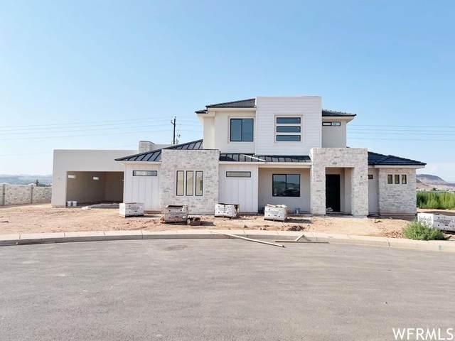 26 W Ty Dr, Washington, UT 84780 (#1756059) :: Bustos Real Estate | Keller Williams Utah Realtors