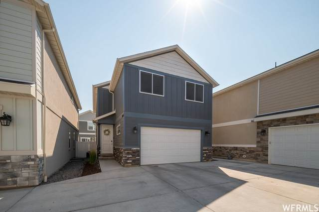 8626 N Cottonwood Aly, Eagle Mountain, UT 84005 (#1756066) :: UVO Group | Realty One Group Signature