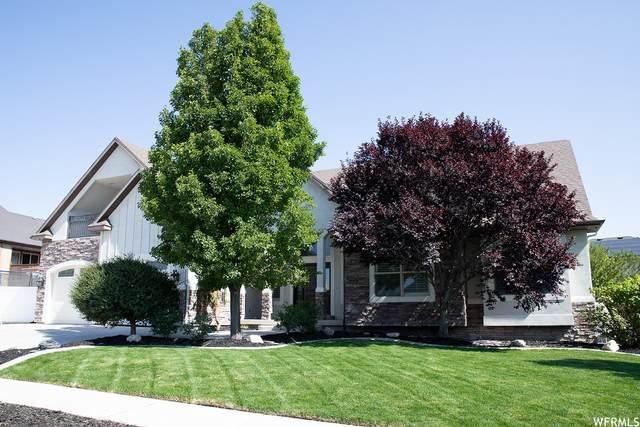 958 W Prairie Dog Way, Saratoga Springs, UT 84045 (#1756089) :: C4 Real Estate Team