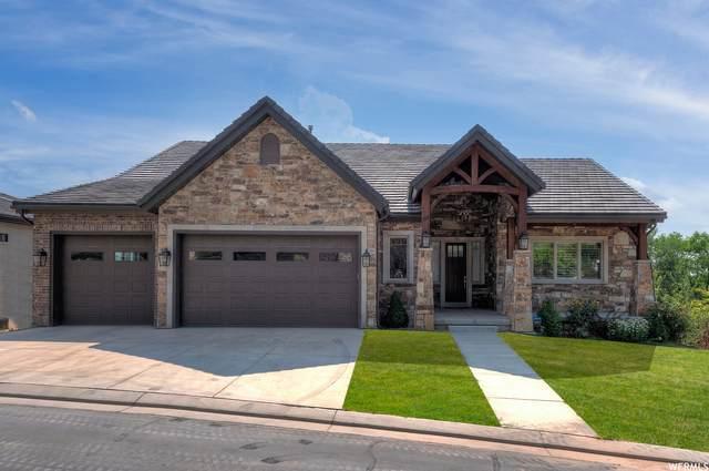 3918 S Woodline Dr E, Salt Lake City, UT 84124 (#1756099) :: Utah Real Estate