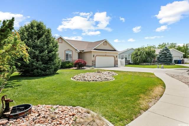 5965 W River Rock Pl, Salt Lake City, UT 84118 (#1756123) :: Colemere Realty Associates