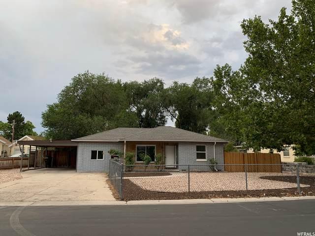 3760 W Granger Dr S, West Valley City, UT 84119 (#1756142) :: Berkshire Hathaway HomeServices Elite Real Estate
