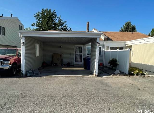 2331 W 4240 S, Taylorsville, UT 84129 (MLS #1756176) :: Lookout Real Estate Group