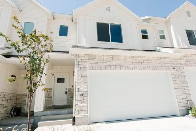 1013 W Vista Dr, Lehi, UT 84043 (#1756204) :: Berkshire Hathaway HomeServices Elite Real Estate