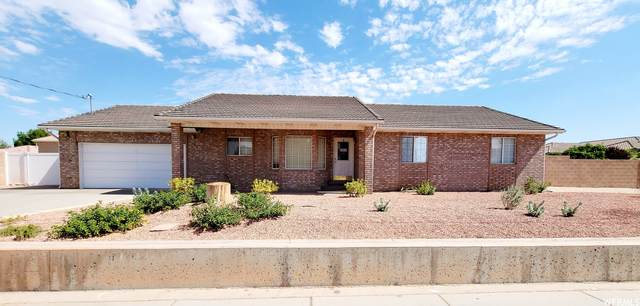 1985 E 2450 S, St. George, UT 84790 (#1756228) :: Bustos Real Estate | Keller Williams Utah Realtors