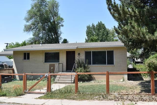 615 S 500 E, River Heights, UT 84321 (#1756239) :: Utah Best Real Estate Team   Century 21 Everest