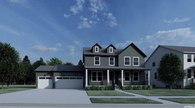105 N Welden Way #105, Layton, UT 84041 (MLS #1756248) :: Lookout Real Estate Group