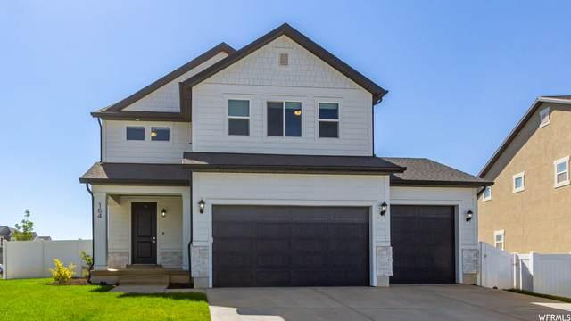 164 N Desert Sage Dr, Saratoga Springs, UT 84045 (#1756267) :: Doxey Real Estate Group