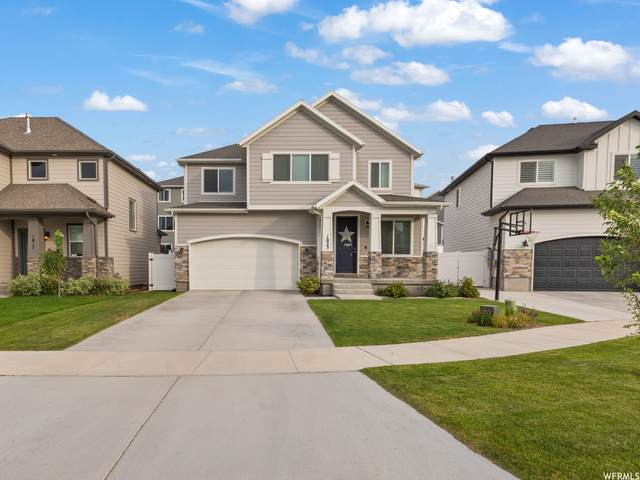 1023 W Molly Pitcher Cir, Bluffdale, UT 84065 (#1756308) :: Utah Real Estate