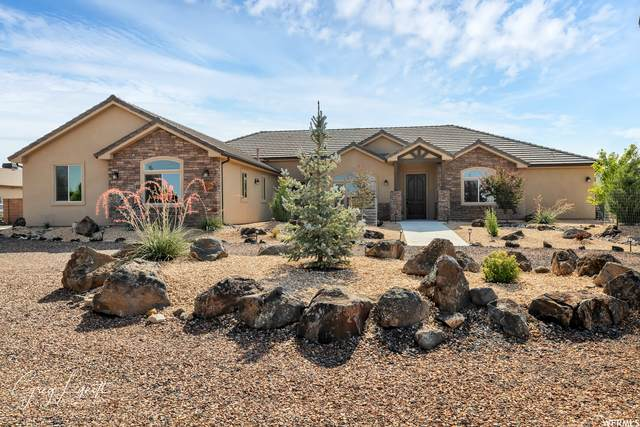 1542 N Canyon Trails Dr, Dammeron Valley, UT 84783 (MLS #1756316) :: Summit Sotheby's International Realty