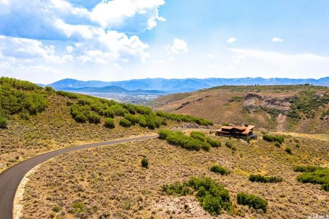 756 E Canyon Gate Rd #63, Park City, UT 84098 (#1756329) :: Powder Mountain Realty