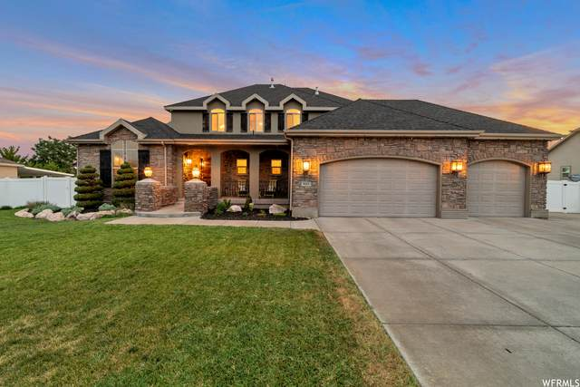 845 N 3550 W, Layton, UT 84041 (#1756341) :: UVO Group | Realty One Group Signature
