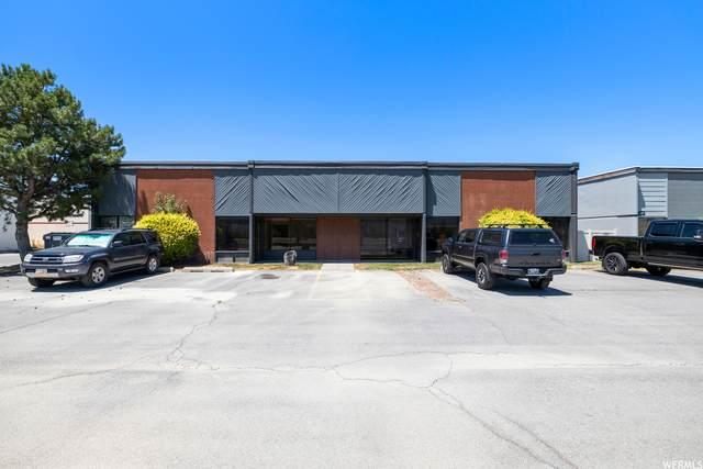900 N 400 W #9, North Salt Lake, UT 84054 (#1756342) :: Utah Real Estate