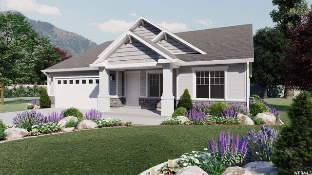 2117 W Pinnacle Ave S #158, Mapleton, UT 84664 (#1756362) :: Colemere Realty Associates