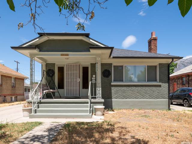 727 E 200 S, Provo, UT 84606 (#1756378) :: Utah Real Estate