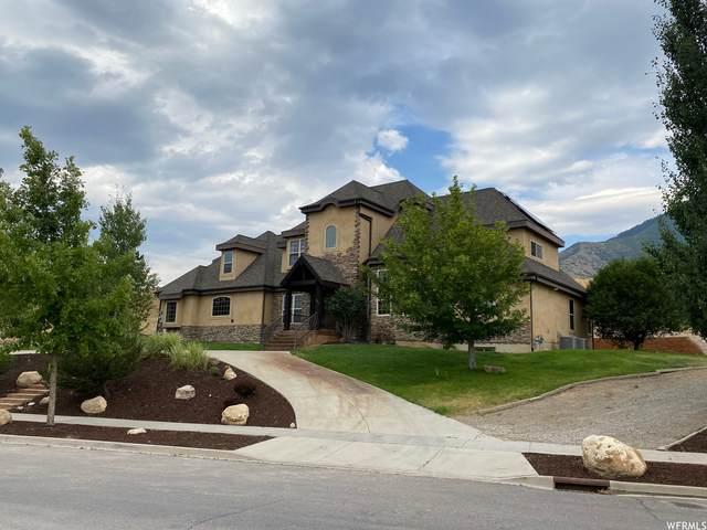 2617 S Hidden Canyon Dr, Mapleton, UT 84664 (MLS #1756394) :: Summit Sotheby's International Realty