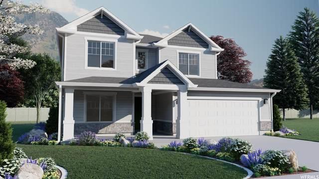 2177 W Pinnacle Ave S #160, Mapleton, UT 84664 (#1756404) :: Powder Mountain Realty