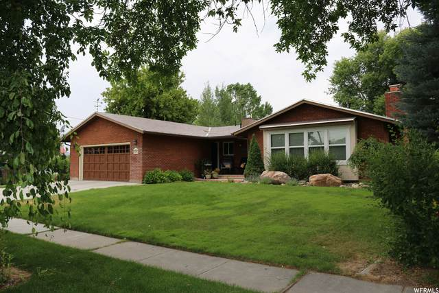 511 E 1ST S, Preston, ID 83263 (#1756427) :: UVO Group | Realty One Group Signature