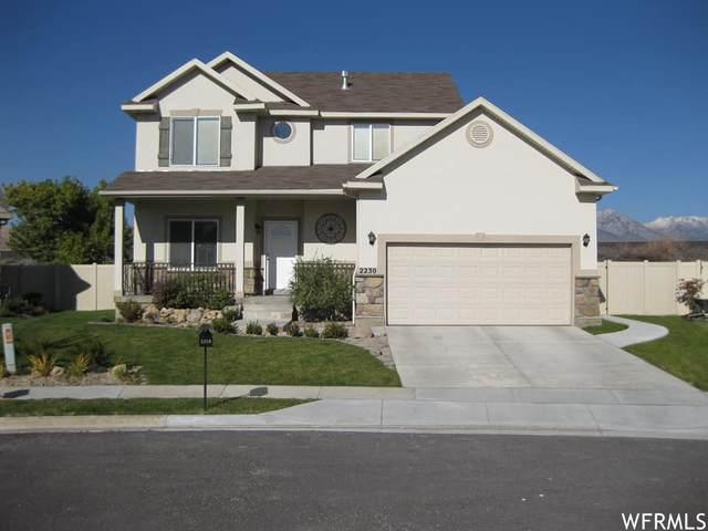 2230 N 2270 St W, Lehi, UT 84043 (#1756429) :: Powder Mountain Realty