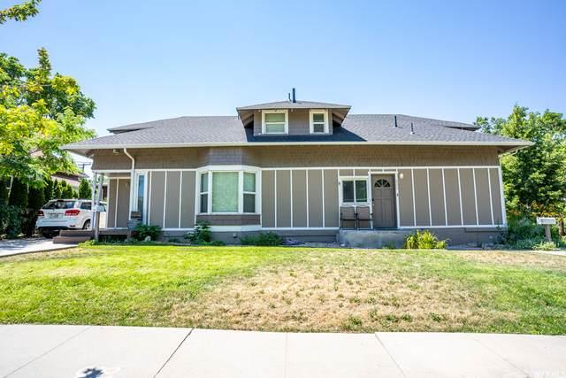 804 E Belmont Ave, Salt Lake City, UT 84105 (#1756430) :: Doxey Real Estate Group