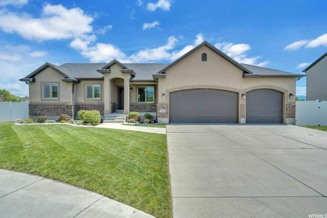 5719 S Altamira Drive Dr W, West Valley City, UT 84118 (#1756458) :: Exit Realty Success