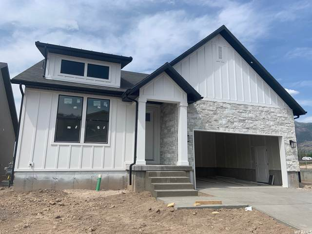 537 W June Dr S #217, Kaysville, UT 84037 (#1756484) :: Colemere Realty Associates